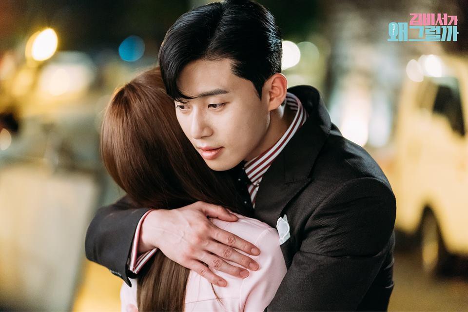 Thư Ký Kim: Phản ứng trái ngược của cặp đôi Park - Park và ekip sau cảnh hôn tủ quần áo - Ảnh 18.