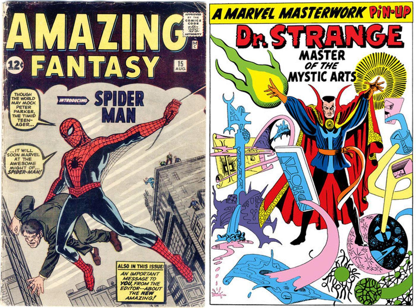Cha đẻ của Spider-Man, Doctor Strange qua đời cô độc ở tuổi 90 - Ảnh 3.