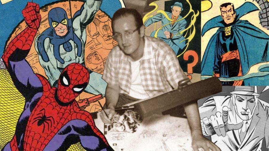 Cha đẻ của Spider-Man, Doctor Strange qua đời cô độc ở tuổi 90 - Ảnh 2.