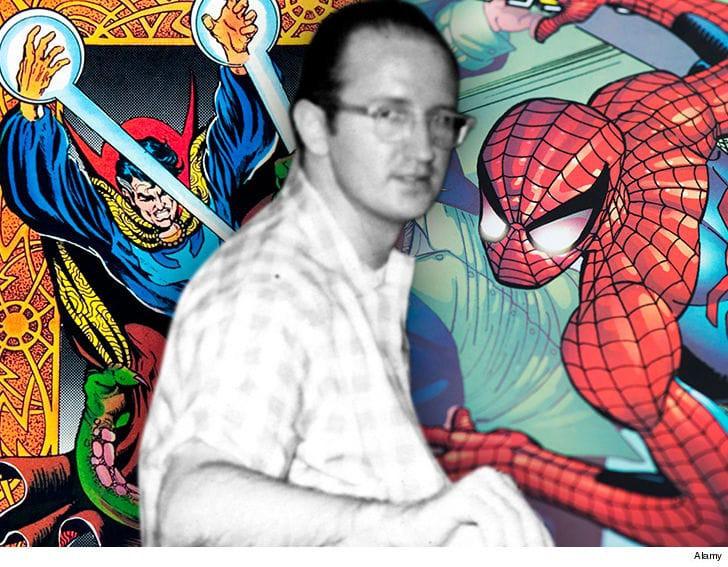 Cha đẻ của Spider-Man, Doctor Strange qua đời cô độc ở tuổi 90 - Ảnh 5.