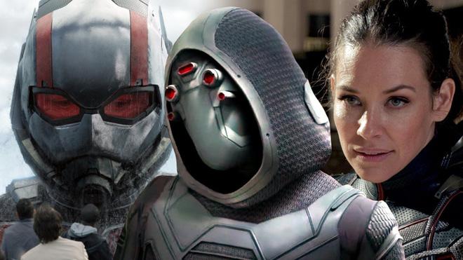 Bằng chứng cho thấy sự thừa thãi của Ant-Man and the Wasp trong vũ trụ Marvel - Ảnh 3.