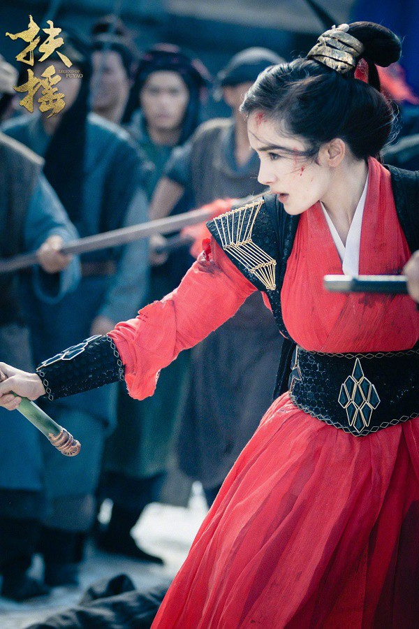 """Xem đến Phù Dao phải công nhận một điều: Từ bây giờ, đừng gọi Dương Mịch là """"nữ hoàng phim rác"""" nữa! - Ảnh 3."""