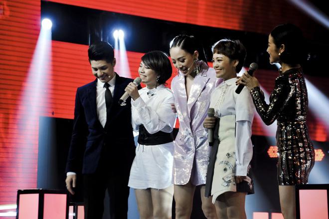 Giọng hát Việt: Nhóm đấu 3 của team Noo Phước Thịnh gây ấn tượng mạnh với màn biểu diễn quá xuất sắc - Ảnh 6.