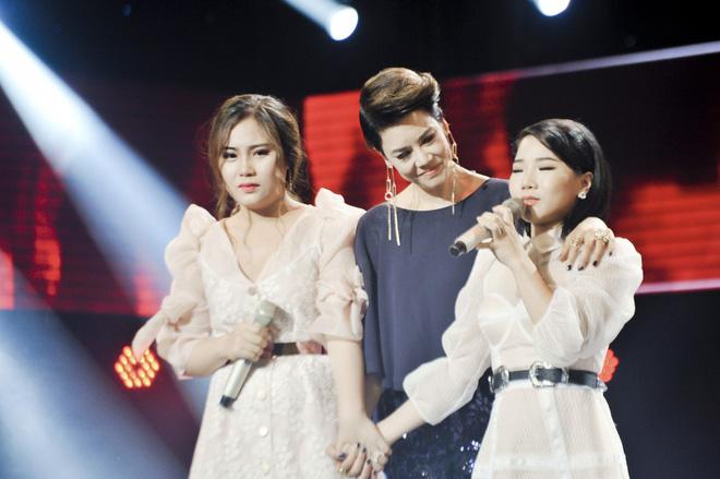 Giọng hát Việt: Nhóm đấu 3 của team Noo Phước Thịnh gây ấn tượng mạnh với màn biểu diễn quá xuất sắc - Ảnh 7.