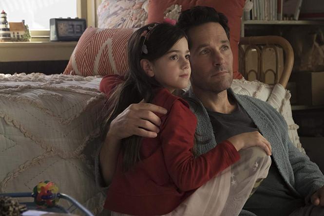 'Người kiến và Chiến binh ong': Siêu anh hùng nhưng đầy tình cảm gia đình - ảnh 3