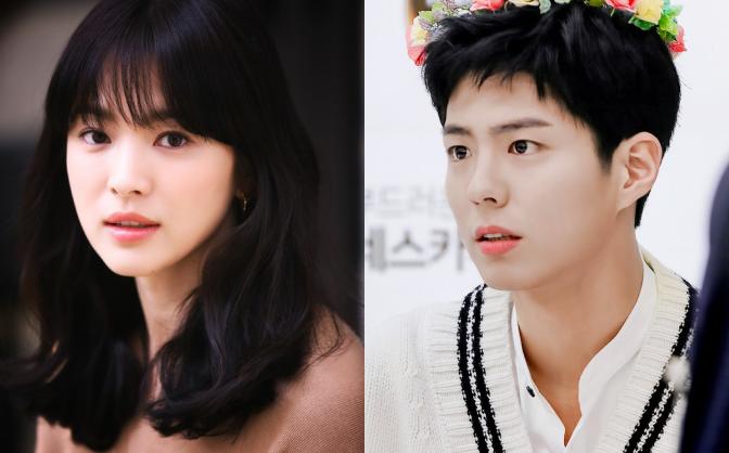 Song Hye Kyo và Park Bo Gum thành đôi trong phim mới Boyfriend - Ảnh 4.