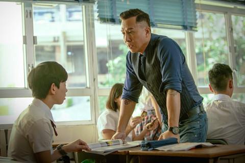 Chân Tử Đan bất ngờ đóng phim học đường, làm 'thầy giáo mưa' - ảnh 1
