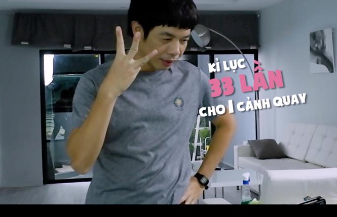 Charlie Nguyễn bắt Thái Hòa quay 33 lần cho một cảnh trong 'Chàng vợ của em' - ảnh 1