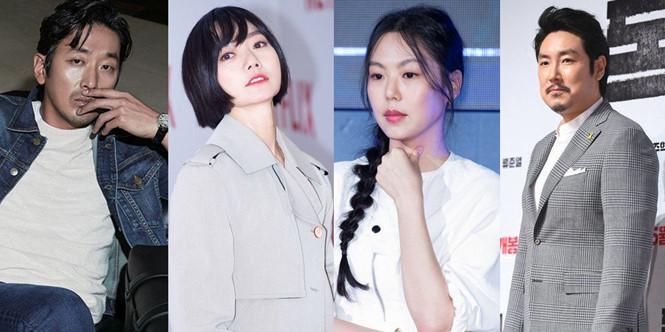 Đạo diễn Hong Sang Soo và tình trẻ Kim Min Hee được mời chấm giải Oscar - ảnh 1