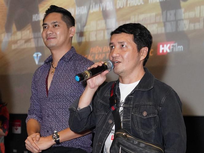 Đạo diễn 'Lộ mặt' phản hồi chuyện Minh Luân 'lót tay' 1,5 tỉ đồng - ảnh 1