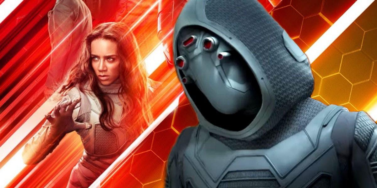 """Ghost – """"Bóng ma"""" một mình cân cả hai anh chị Ong Kiến trong Ant-Man and The Wasp - Ảnh 1."""