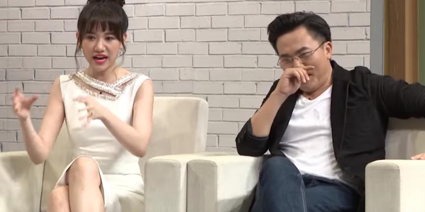 Hari Won bị sốc văn hóa khi Trấn Thành thích đi toilet... chung với mình - Ảnh 3.