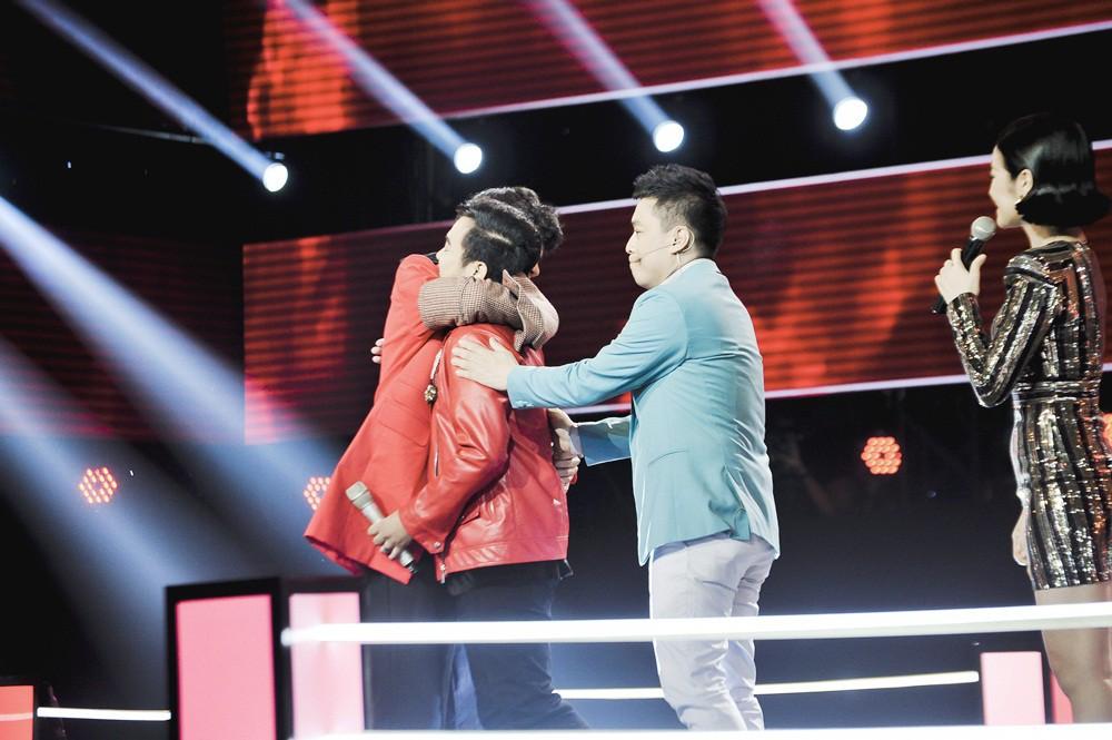 Lam Trường lo lắng khi học trò nói ghét nhau trên sân khấu Giọng hát Việt - Ảnh 2.