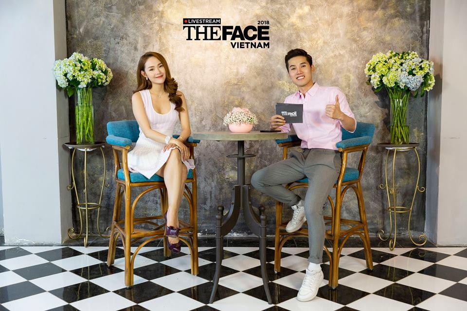 The Face: Minh Hằng nói gì về Võ Hoàng Yến và chiếc cằm bị nghi thẩm mỹ hỏng? - Ảnh 1.