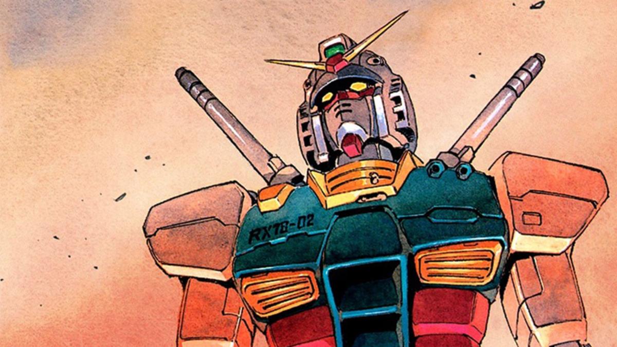 Người máy Gundam phiên bản người đóng chuẩn bị đại náo màn ảnh rộng - Ảnh 1.
