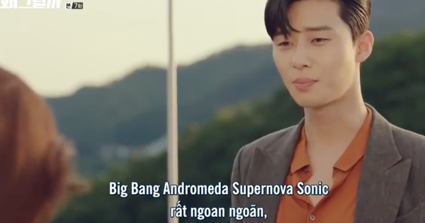 Big Bang Andromeda Supernova Sonic – Phim Hot
