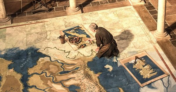 """Sợ tù nhân dùng bản đồ hư cấu vượt ngục, nhà tù cấm cửa """"Game of Thrones"""" – Phim Hot"""