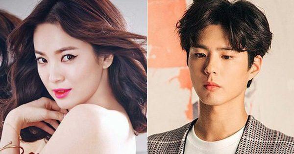 Song Hye Kyo và Park Bo Gum xác nhận thành đôi trong phim mới – Phim Hot