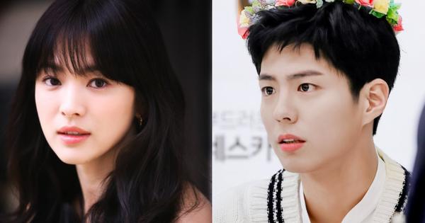 Song Hye Kyo và Park Bo Gum thành đôi trong phim mới Boyfriend – Phim Hot