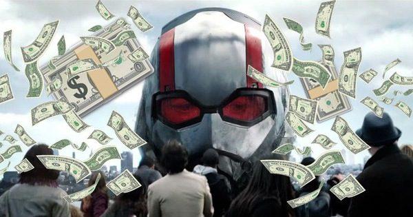 """""""Ant-Man and the Wasp"""" dẫn đầu phòng vé Bắc Mỹ, mở màn 76 triệu USD – Phim Hot"""