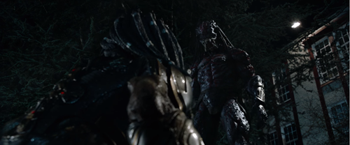 'The Predator' hé lộ tạo hình quái thú kinh hoàng | Văn hóa – Truyền Hình