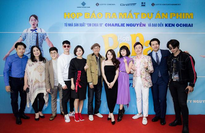 Thái Hòa kết hợp 'Em chưa 18' Kaity Nguyễn trong phim của đạo diễn Nhật - ảnh 1