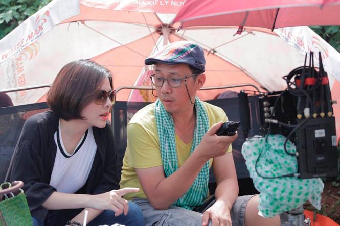 Vân Trang không sợ bị so sánh với Ngô Thanh Vân khi sản xuất phim - ảnh 1