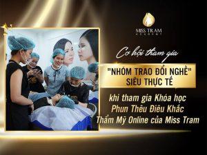 khoa hoc phun xam tham my online