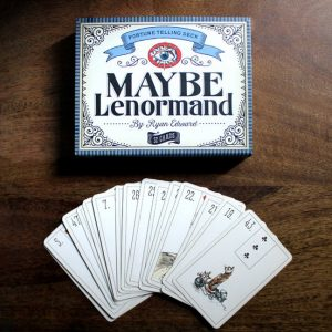 maybe lenormand 1