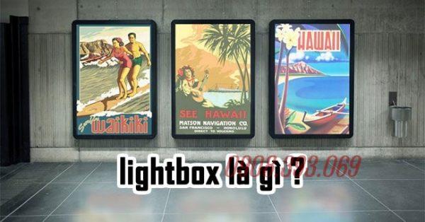 Tư vấn đặt quảng cáo biển hộp đèn ấn tượng